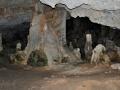 Kythira - jaskyne - vstup do jaskyne Agia Sofia neďaleko Katouni