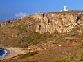 Kythira - pláže,  Agios Nikolaos a maják Moudari