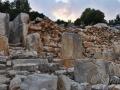 Ruiny Akropoly Sami, Kefalónia