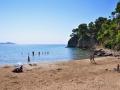 Pláže na Alonissose, Chrissi Milia