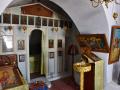 Interiér malého kostola