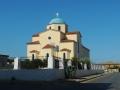 Filiatra, kostol - cestou do mesta Arta