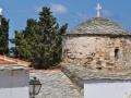 Chora, Alonissos, Kostol narodenia Krista