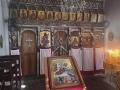 Chora, Alonissos, Kostol narodenia Krista, interiér