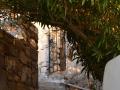 Po schodoch ku Kastro - k ruinám hradu, Serifos
