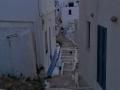 Po schodoch z Kastra, Serifos
