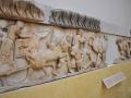 Delfy, bitka olympských bohov s obrami
