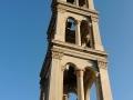 Veža kostola v Dyo Choria, Tinos
