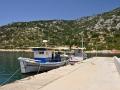Pláže na Alonissose 3, záliv Gerakas