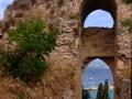 Vstupná brána benátskej pevnosti v Koroni