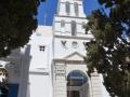 Katolícky kostol Genethlia Theotokou - Kioura v Kardiani, Tinos - dediny