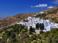 Pohľad na Kardiani, Tinos