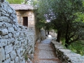 Zagori - Monodendri, v kláštore Agia Paraskevi