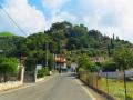 Kyparissia - cesta na hrad