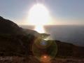 Pláže, Limnionas - Západ slnka