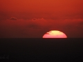Západ slnka z Limnionasu