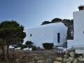 Pláže - Limnionas, kostol Agios Nikolaos