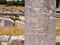 Stará Mesénia - Damofonov stĺp