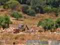 Stará Mesénia - archeologické práce