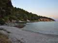Pláže na Alonissose, Milia