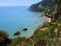 Pláž Mirtiotissa, Korfu