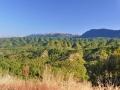 Vikos - Monodendri, krajina smerom na juh
