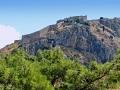 Nafplio - Pevnosť Palamidi z Akronafplia
