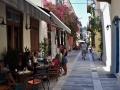 Nafplio, v uličkách mesta