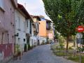 Edessa, ulička v starej štvrti Varosi