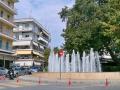 Edessa - fontána v meste