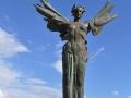 Olympia, moderná socha Niké