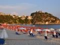 Parga, podvečer na pláži Valtos