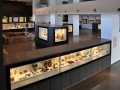 Pella, interiér múzea