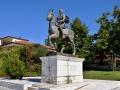 Pella, socha Alexandra Veľkého
