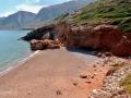 Pláž Lorentzo, Kythira