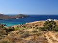 Serifos - pláže, Kalo Ampeli
