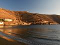 Serifos - pláže, Megalo Livadi