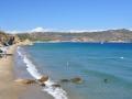 Skoutari, Mani, najsevernejšia pláž Kalamakia