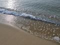 Skoutari, Mani, zlatistý piesok a číre more.