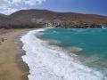 ostrov Tinos - Kolympithra na severe ostrova