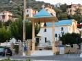 Tyros - kamenný kostol