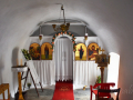 Velanidia, Agios Ioannis - v interiéri kostola
