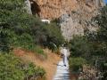Velanidia, cesta ku kostoli sv. Jána