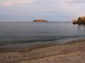 Velanidia, pláž Kalevolou
