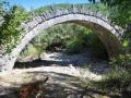 Zagori - kamenný most Kapetan Arkouda