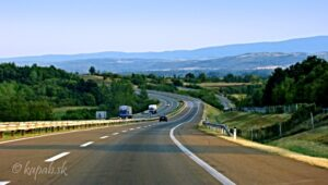 Belehrad - diaľnica na juh