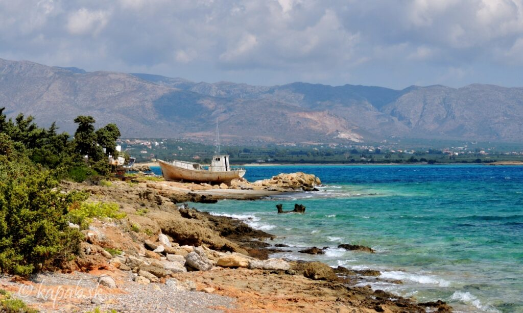 Ostrov Elafonisos