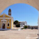 Kythira - kláštory a kostoly, Agia Moni