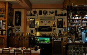 Zozas Rooms, Kastraki