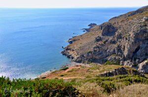 Kythira - pláže, Agios Elefteris